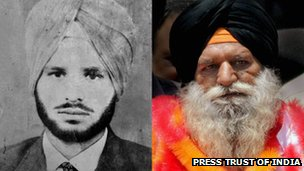 Surjeet Singh then and now