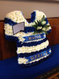 QPR tribute to Alan McDonald