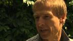 Former Germany striker and manager Jurgen Klinsmann