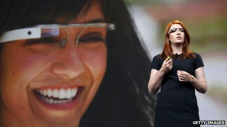 Isabelle Olsson, lead designer of Google&quot;s Project Glass, talks about its design