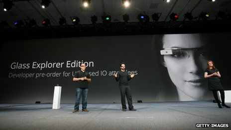 Google publicises the Glass Explorer edition