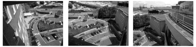 The view from Television Centre