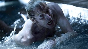 Rhys Ifans in The Amazing Spider-Man