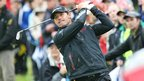 Three-times Major winner Padraig Harrington impressed with a five-under-par 67