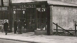 Morlings, Lowestoft, 1941