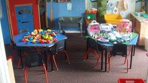 Little Alberts pre-school in Lyneham