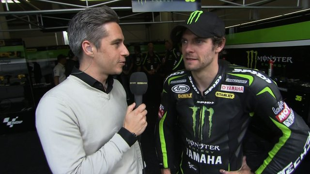 MotoGP: Cal Crutchlow pleased with fifth