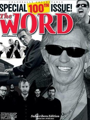 Cover of The Word Magazine