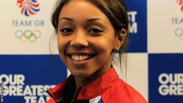 Team GB volleyball's Savanah Leaf