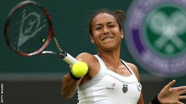 Heather Watson