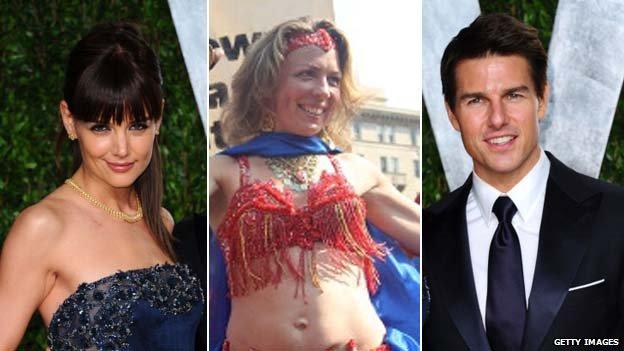Katie Holmes, Bellydancer, Tom Cruise