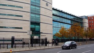 Laganside Magistrates Court