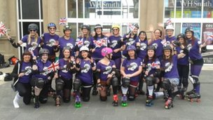 The Wolverhampton Rollers