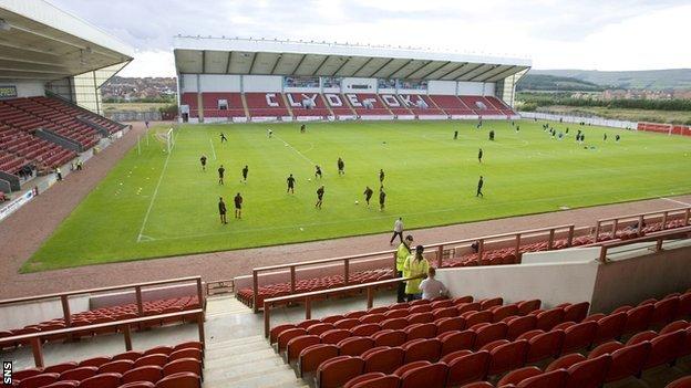 Clyde's Broadwood Stadium