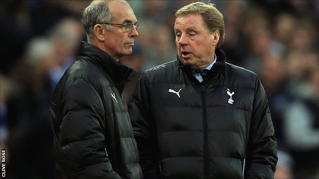Joe Jordan and Harry Redknapp