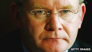 Martin McGuiness has revealed details of the forum's next meeting