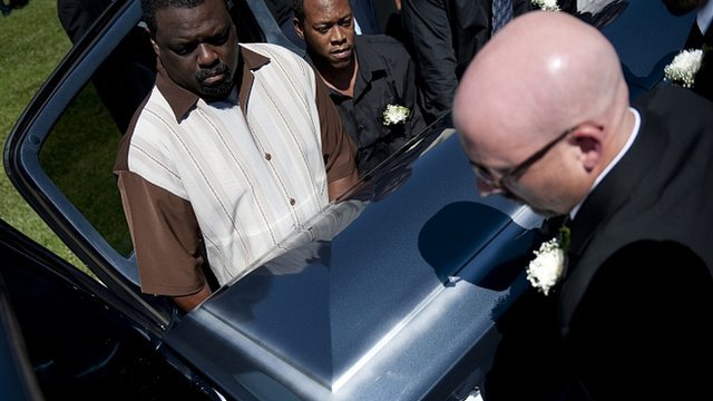 Rodney King's funeral