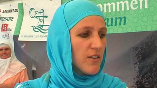 Bethany Bell speaks to Muslims in the Austrian capital Vienna