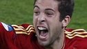 Spain defender Jordi Alba