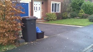 Recycling in Harrogate. Picture Harrogate Borough Council
