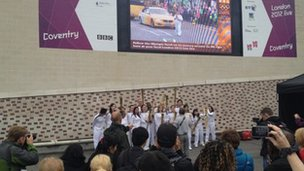 Coventry&#039;s torchbearers