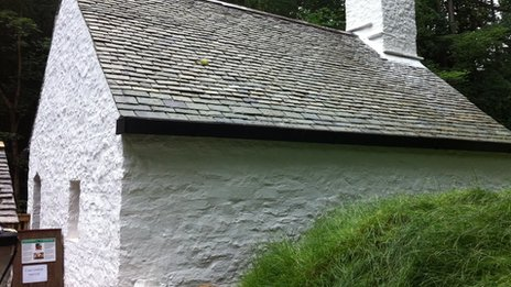 The trader&#039;s house in St Fagans