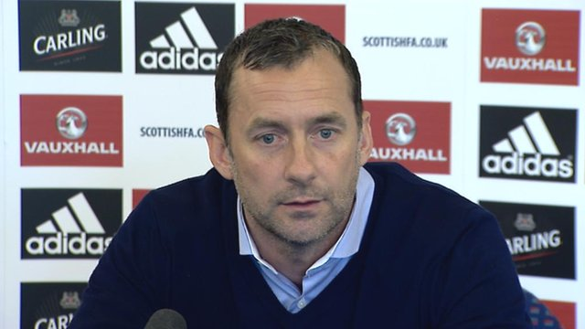 Former Scotland striker Don Hutchison