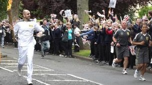 Torch in Kettering