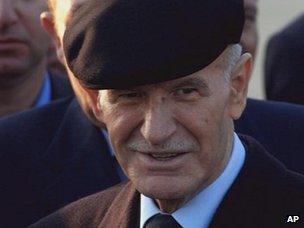Former Syrian President Hafez al-Assad (2000)