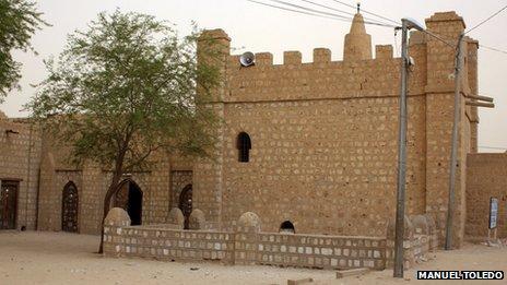 Sidia Yahia mosque