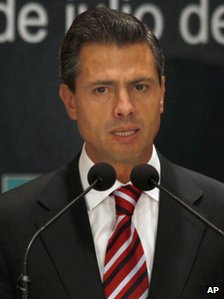Enrique Pena Nieto 
