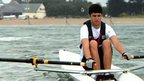 Follow Alex as he prepares to become the youngest person to row across the English Channel