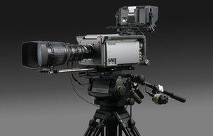 SHV camera