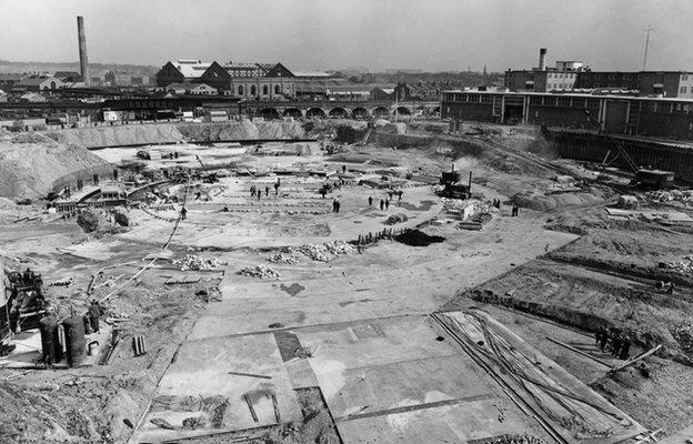 Foundations, 1956