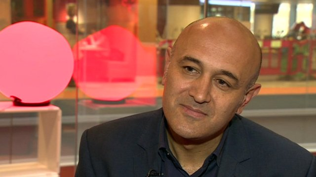 Professor Jim Al-Khalili