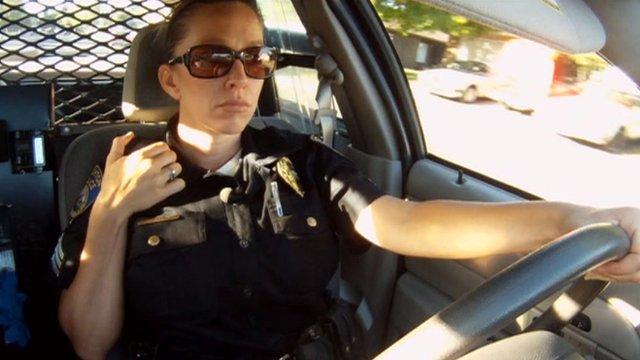 Stockton Police Sgt Katherine Nance