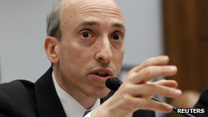 Gary Gensler, chairman of the US CFTC