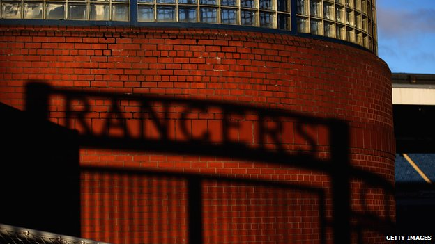 Shadow of Ranger sign.
