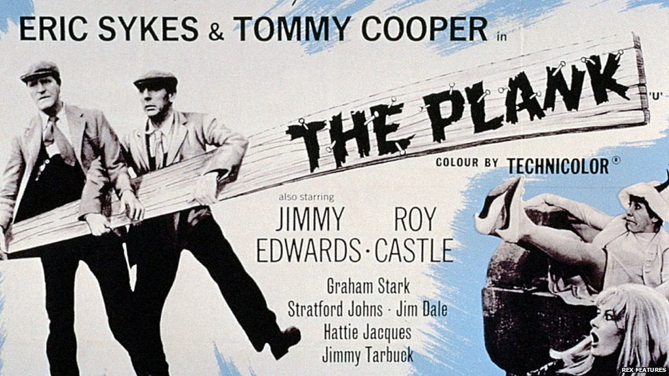 The Plank Film Poster