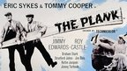 Eric Sykes and Tommy Cooper in The Plank