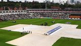 Rain delays the start of the third one-dayer at Edgbaston