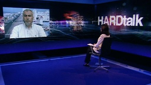HARDtalk with Ghazi Hamad – Hamas Deputy Foreign Minister