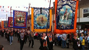 Orangemen