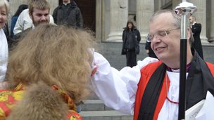 The Rt Revd Richard Atkinson