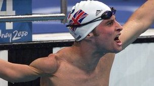 Giles Long won three Paralympics gold medals during his career