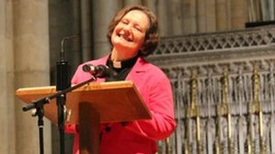 New Dean of York announced