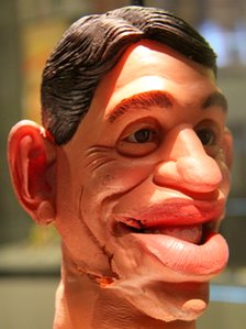 Lineker puppet