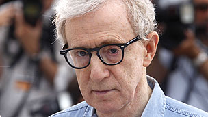 Woody Allen, Cannes, Midnight in Paris