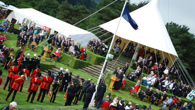 Tynwald Day 2012