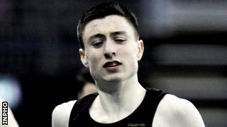 Letterkenny athlete Mark English is competing in Madrid on Saturday